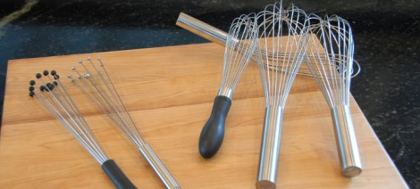Whisking Away – A Whisk that Travels