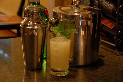 Gin Gin Mule Recipe