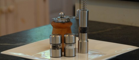Mini Pepper Grinder Product Review