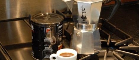My Affair with Bialetti