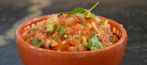 Roasted Salsa Recipe
