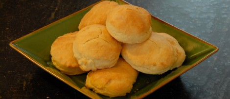 The Secret to Delicious Southern  Biscuits